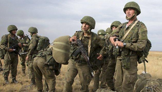 La Russie veut mobiliser 2000 habitants de Crimée dans ses Forces armées