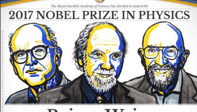 Нобелевку по физике получили