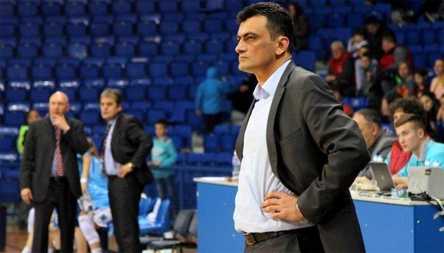 Баскетбол: Бошкович очолив жіночу збірну України
