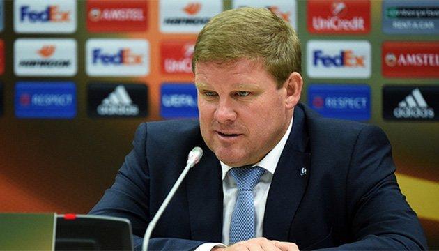 Футбол: у бельгійського