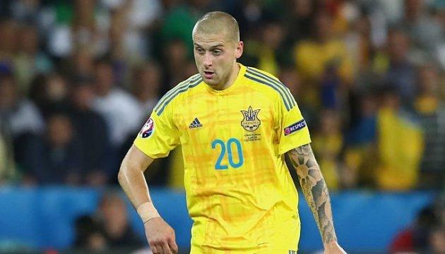 Ракицький також не допоможе збірній в матчах проти Косова і Хорватії