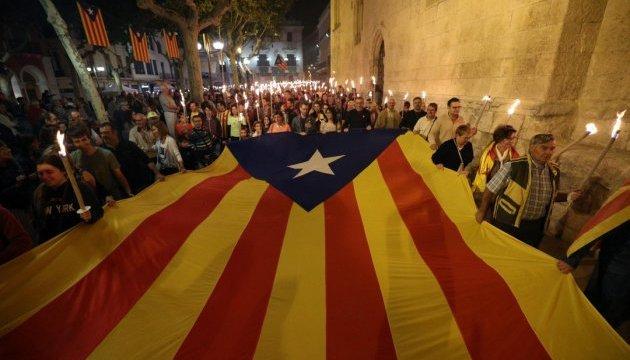 Парламент Каталонії може розглянути питання про незалежність вже 9 жовтня