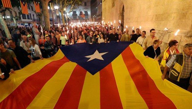 У Барселоні сьогодні мітингуватимуть за звільнення каталонських лідерів
