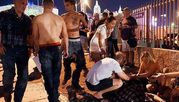 Почти все жертвы стрельбы в Лас-Вегасе идентифицированы