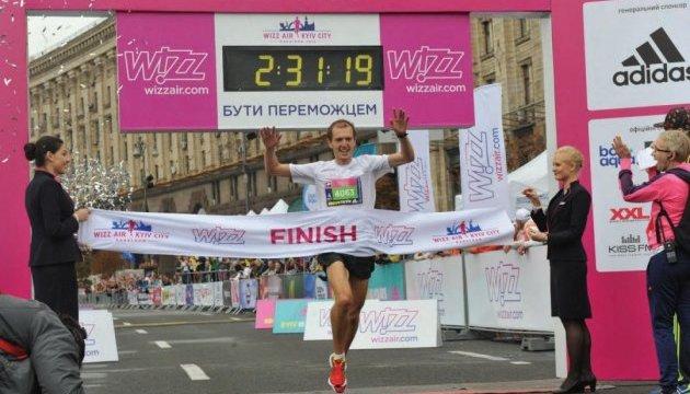 Київ 8 жовтня увосьме прийматиме міжнародний марафон
