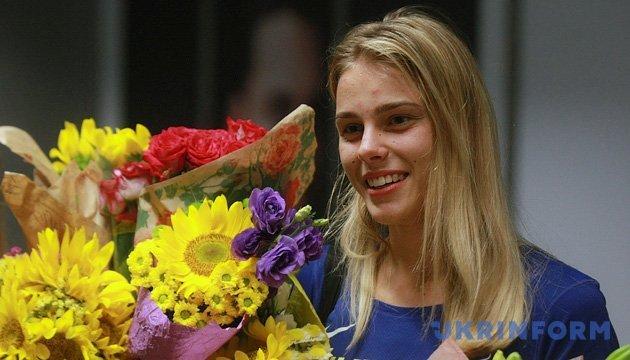 Українська легкоатлетка Левченко претендує на звання