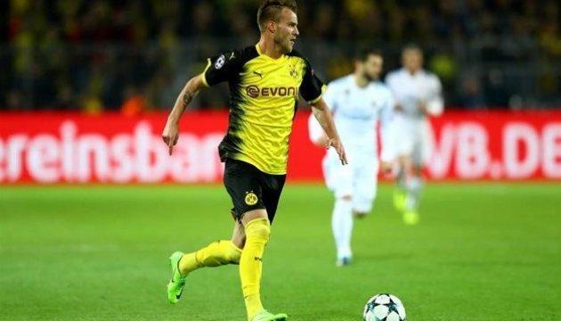 Футбол: гол Ярмоленка – у ТОП-5 кращих за підсумками 7-го туру Бундесліги