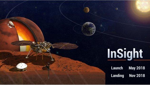 Познайомитися з Марсом: NASA пропонує відправити своє ім'я на червону планету