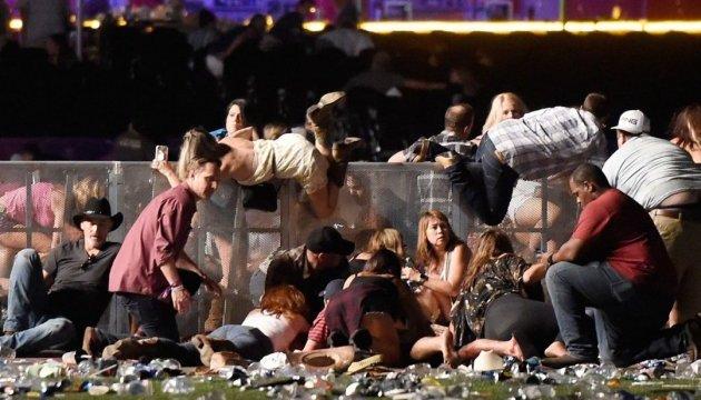 Стрельба в Вегасе: в арсенале убийцы были светящиеся пули