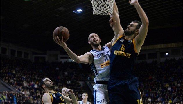 Баскетбол: чемпіон та володар Кубка України зіграють у Києві 11 жовтня