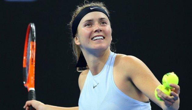 Світоліна вийшла до чвертьфіналу супертурніру WTA у Пекіні