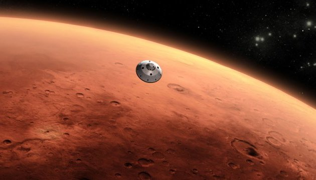 NASA отправила миссию на Марс