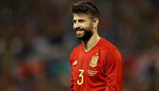 Пике: Сборной Каталонии нет, буду играть за сборную Испании