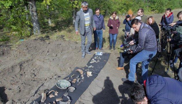Les archéologues ont retrouvé un ancien domaine près de Dnipro (photos)