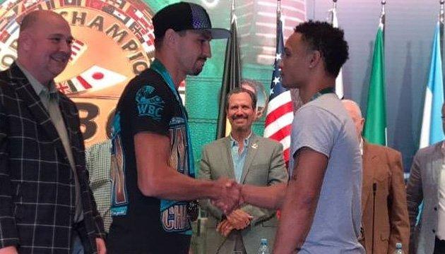 Бокс: Постол отримав медаль від WBC і дізнався ім'я свого наступного суперника