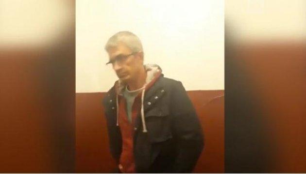 НТВ заявляє про затримання у Києві свого журналіста