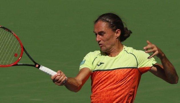 Долгополов зачохлив ракетку на турнірі ATP у Токіо
