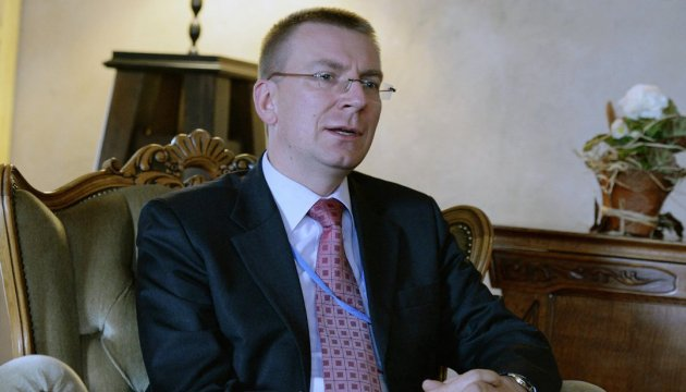 Ukrainian diplomat gets note due to Latvia's inclusion in list of offshore zones