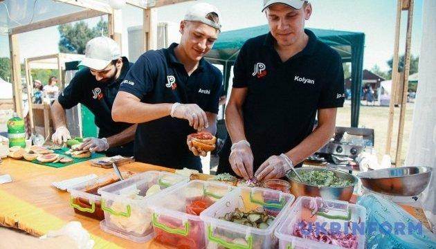 Винничане впервые устроят фест уличной еды