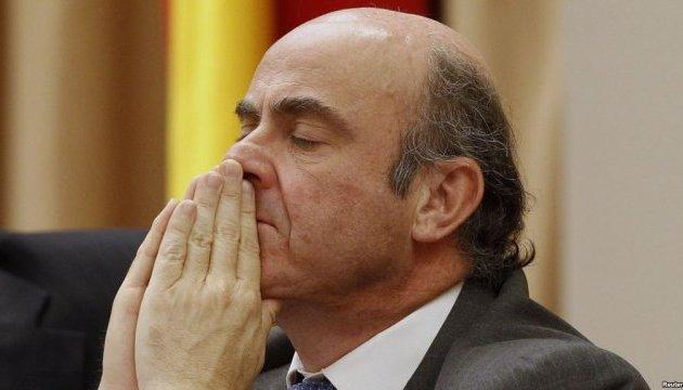Міністр економіки Іспанії прокоментував наміри каталонських банків