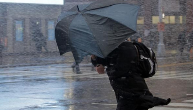 Strong wind expected in Kyiv region today