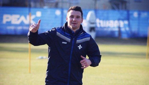 Денис Олейник будет играть в первой лиге за «Десну»