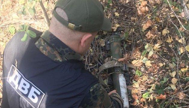 Поліція виявила на Луганщині засідку диверсантів