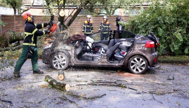 У Німеччині зросла кількість жертв урагану