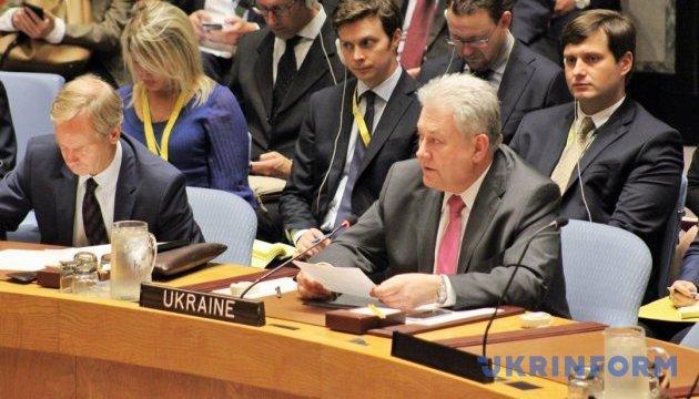 ООН должна усилить миротворцев техникой для разведки и авиацией - Ельченко
