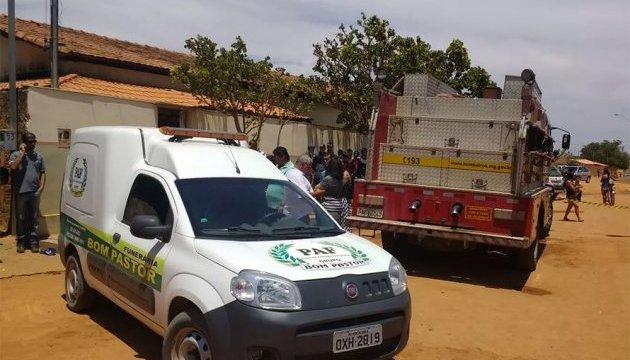 У Бразилії охоронець дитсадка підпалив дітей, четверо загиблих, 40 поранених