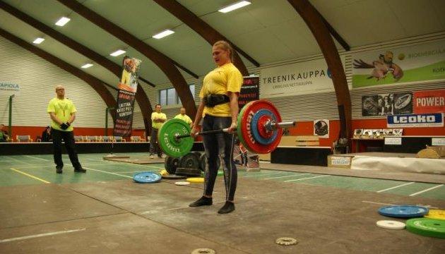 Украинки торжествовали на мировых турнирах по стронг-спорту в Лас-Вегасе и Барселоне
