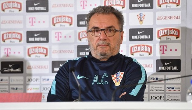 Чачич: Не всі зможуть зіграти в Києві, але стиль збірної Хорватії не зміниться