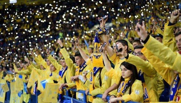 Футбол: фанаты сборных Украины и Хорватии проведут матч между собой