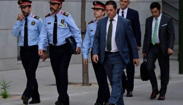 У Мадриді почався суд над начальником каталонської поліції