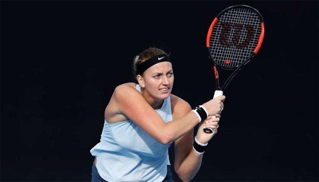 Теніс: Квітова пройшла у півфінал турніру WTA в Пекіні
