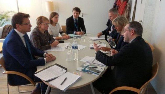 La ministre de l'Éducation de l'Ukraine expliquera aux experts européens la loi sur l'enseignement