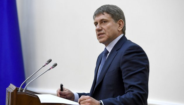 Ukraine to insist on keeping gas transit in a volume of not less than 40 bcm – Nasalyk