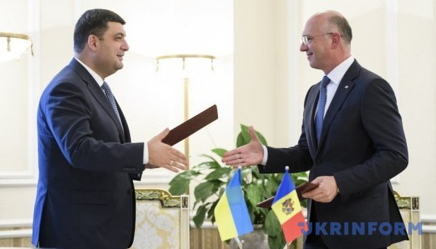 Moldova, Ukraine have potential for turnover growth – Groysman