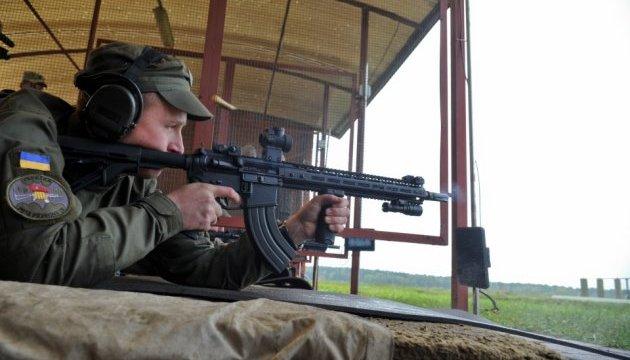 В Украине испытали новые автоматические карабины по стандартам НАТО