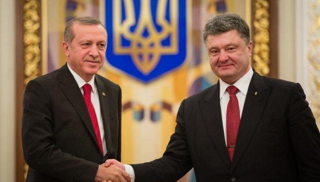 Ердоган в Україні: спершу економіка, а не політика