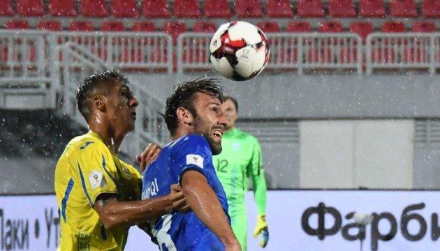 Ukraine beat Kosovo in 2018 World Cup qualifier