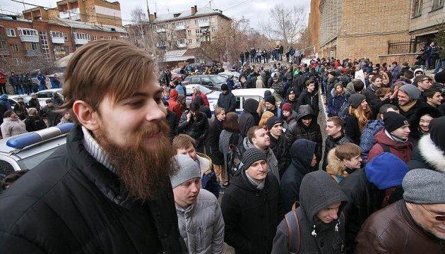 У РФ опозиція збирає в 80 містах всеросійську акцію протесту