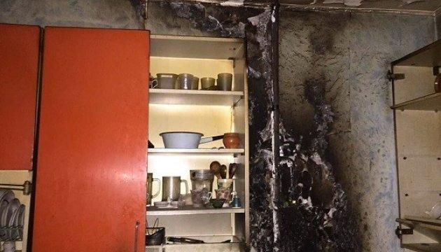 Вибух газу у столичній квартирі, є постраждалий