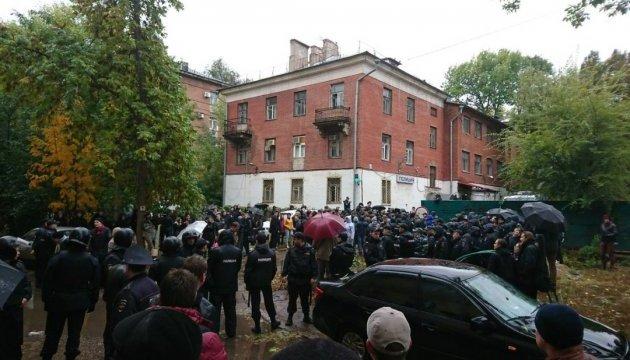 Мітинги на підтримку Навального проходять уРФ, є затримані