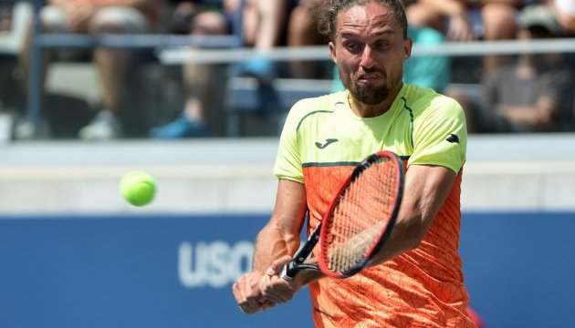 Теніс: Долгополов піднявся на сходинку у рейтингу АТР