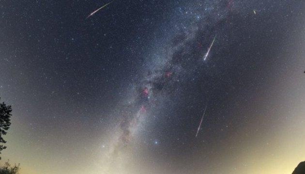 Метеоритний дощ можна буде бачити дві ночі поспіль