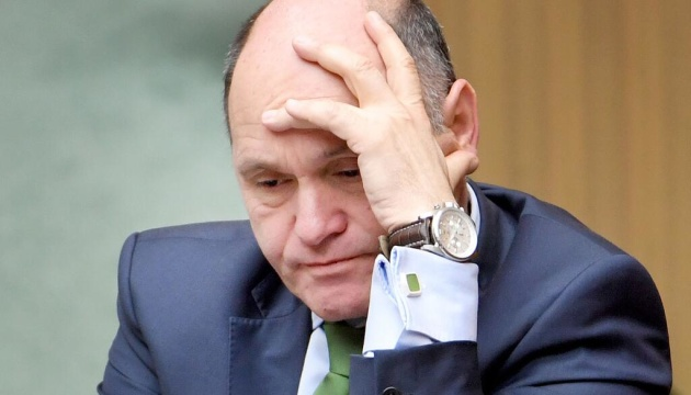 Кортеж австрійського міністра потрапив у ДТП, є постраждалі - ЗМІ