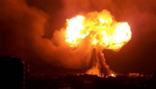 В Африці вибухнула газова станція: багато загиблих і поранених