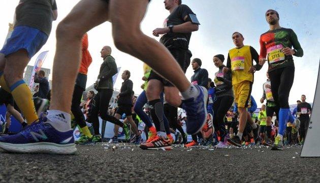 Через Євро марафон центр столиці перекриють для транспорту