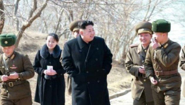 """""""Ядерний"""" сім'янин: Кім Чен Ин призначив сестру на високу посаду у партії"""